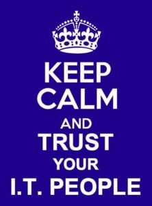 Business Intelligence: Keep Trust in your IT